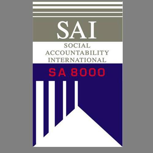 SA8000 Social – Accountability International -