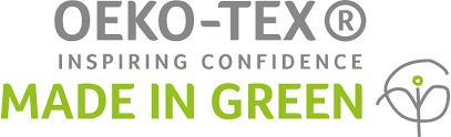 MADE IN GREEN by Oeko-Tex